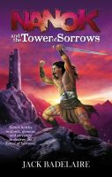 Book cover - Nanok and the Tower of Sorrows by anderpeich