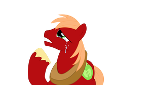 Manly Tears by Amana07