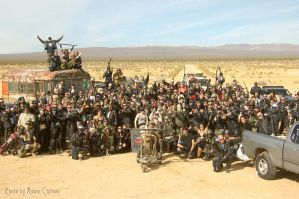 Wasteland Group Shot by Doomsday-Dawn