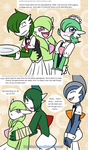 Embrace Cafe, Enthusiastic Victoria by The-Clockwork-Crow