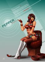 Pepper a la Mode by PepperProject
