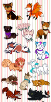 2014 christmas gifts by MistyGoldArt