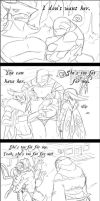 """""""She's too fat for me"""" by peanutchan"""