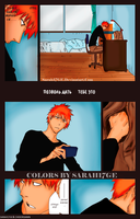 Bleach comic by Sarah17GE
