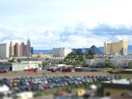Vegas-tiltshift by ArtOfPedL