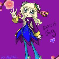 Spirit Day 2012 by HezuNeutral