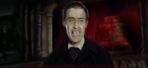 Dracula Christopher Lee by Sebastien-Ecosse