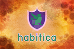 Habitica FRONT Postcard by Divine-Angel-Heroine