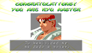 you are ryu master by metal-slug-233