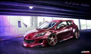 Mazda MPS WTB by GoodieDesign
