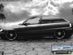 Opel Astra virtual tunning by szejen