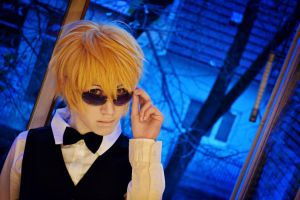 Shizuo - My way by AmiTheStalker