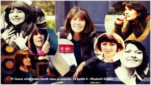 DWSJA - RIP Elisabeth Sladen by Before-I-Sleep