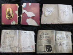 '3' Journal-All Completed Pages by ramsoccer3792