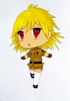 Chibi Seras by Integra4Hell