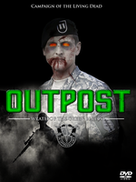 Outpost: Wrath of the Green Berets DVD Cover by MrAngryDog