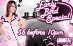 Early Bird Flyer by rekit