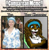 Comparison Meme by ArchaicMosaic