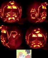Pumpkin 2012 Nichijou by ProfCinderwood