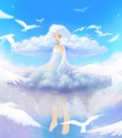 Shiny Cloud by chalii
