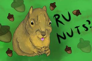 Are You Nuts by DeltaNebula