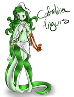 Catalina Anguis by 2devils