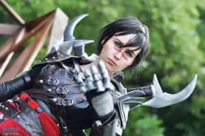 COSPLAY - Dragon Age VIII by MarineOrthodox
