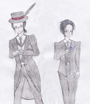 Vincent and Jervis (ZhugeBeifong) by Marcxangfenix