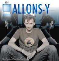 Whovian Fragrances: Allons-y by charmful