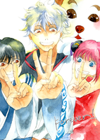 Gintama: Forever! by muttiy