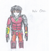Kelv Orec the worried by IrateResearchers