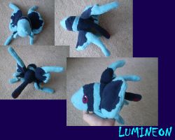 Lumineon Plush by Silverbirch