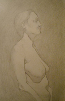 figure drawing by Ivy-Maggie