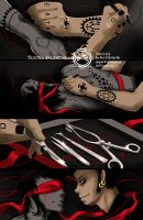 Bloody Valentine - Trafalgar Law by Akagami707
