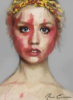 Allison Harvard. by x-DROPDEAD-x