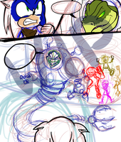 Sonic Boom: Showdown WIP by Psyche-Angel