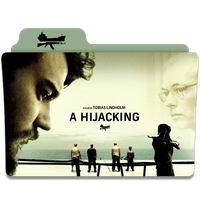 A Hijacking Folder Icon by efest
