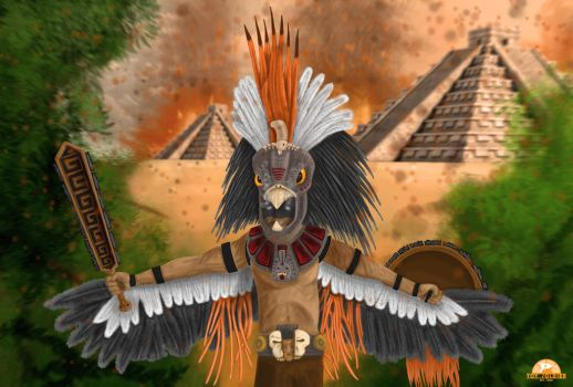 The Aztec by Toy---Soldier