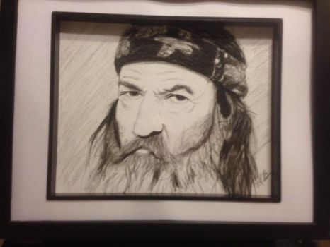 Phil Robertson by LauraBlackmore