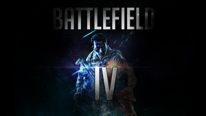 Battlefield 4 Poster by SpaceDelusion