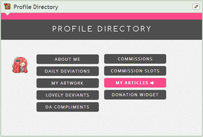 Profile Directory by SimplySilent