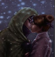 ShinoTen: Winter by Rel-Rogue