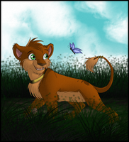 AT:butterfly by Shadow-lightning