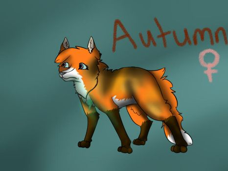 Autumn-gift by Silver-Lights