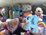 We have balloons! Awesome! by porygon2z