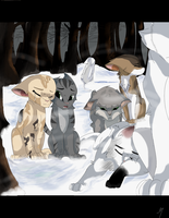 Woe (SnowClan Assessment) by YHinne
