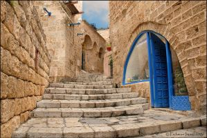 Old Jaffa. by israelfi