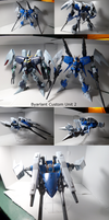 Byarlant Custom unit 2 and White Dingo Team by Blayaden
