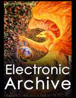 Electronic archive my art portfolio by hontor