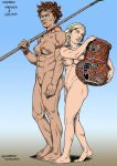 Two kinds of Amazons by borba